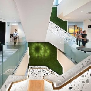 How Colour Can Impact Your Office Interior Design
